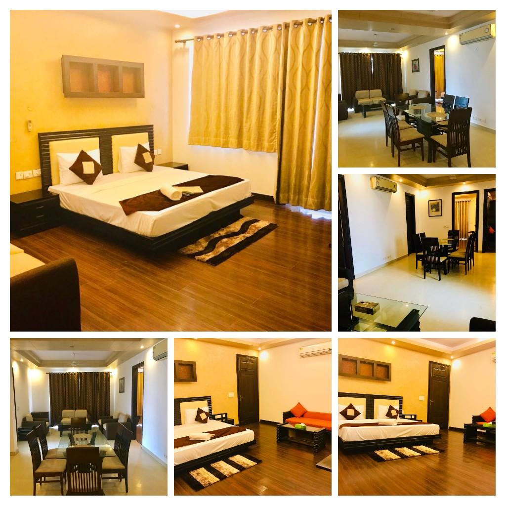 Apartment Services: Olive Service Apartments Delhi